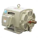 40 HP 3450 RPM 230/460 Volt AC 3Ph General Electric Motor