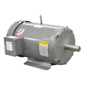 15 HP 3450 RPM 230/460 VAC 3PH BALDOR ELECTRIC MOTOR