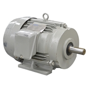 10 HP 3500 RPM 208-230/460 VAC STERLING ELECTRIC MOTOR