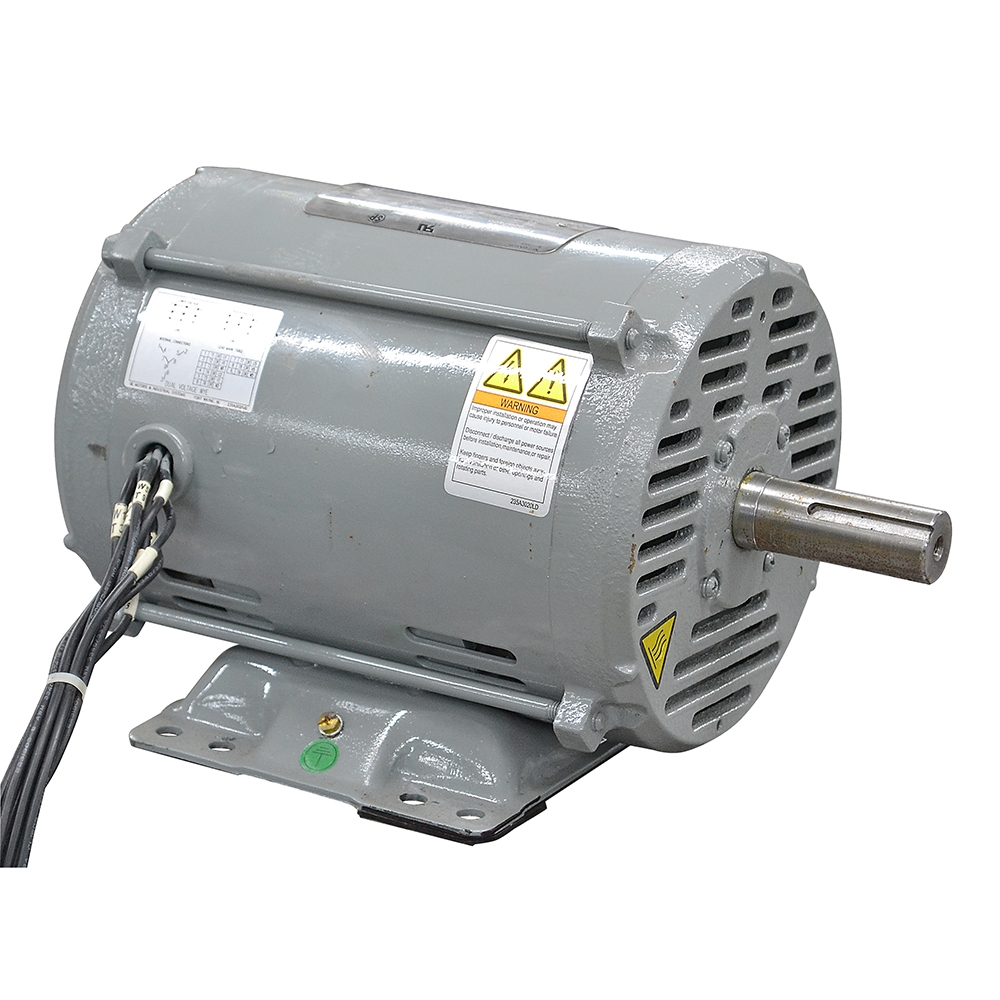3 hp 1175 200 400 vac 3ph gerenal electric motor 184t for 200 horsepower electric motor