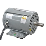 3 HP 1175 200/400 Volt AC 3PH General Electric Motor 184T