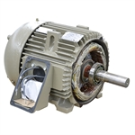 40 HP 1780 RPM 460 Volt AC 3Ph General Electric Motor