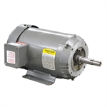 5 HP 3450 RPM 575 VAC BALDOR ELECTRIC MOTOR