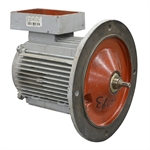 3 HP 900 RPM 577 Volt AC Sew Eurodrive Electric Motor