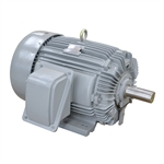 50 HP 1180 RPM 230/460 VAC 3PH WESTINGHOUSE ELECTRIC MOTOR