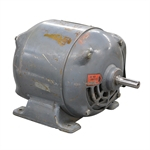1.5 HP 1735 RPM 110/220 VAC WESTINGHOUSE ELECTRIC MOTOR