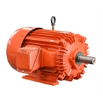 15 HP 1175 RPM 575 Volt AC Toshiba Electric Motor