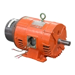 3 HP 1740 RPM 550 VAC GENERAL ELECTRIC MOTOR