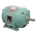10 HP 3510 RPM 550 VAC TAMPER ELECTRIC MOTOR