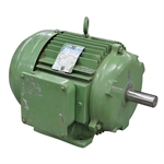 3 HP 3480 RPM 575 VAC BROOK CROMPTON ELECTRIC MOTOR