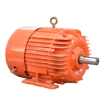 60 HP 1775 RPM 575 Volt AC 3Ph General Electric Motor