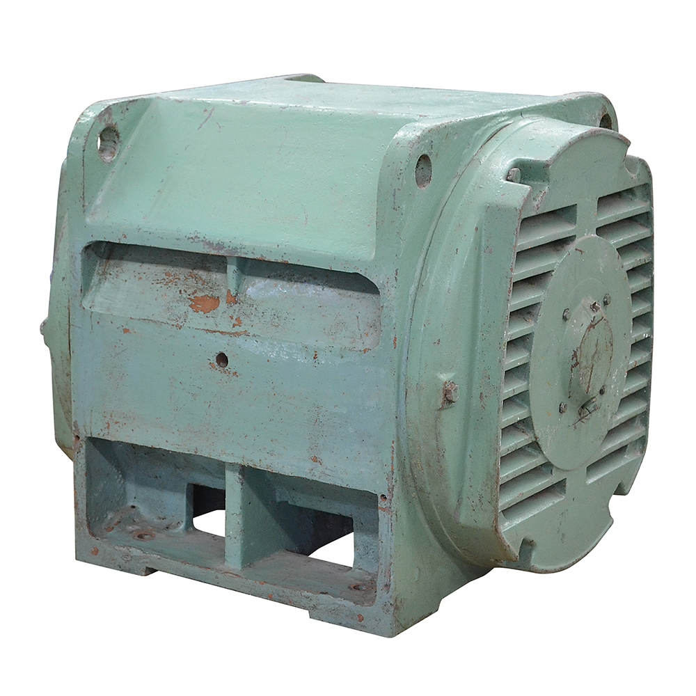 200 HP 880 RPM 575 Volt AC 3Ph General Electric Motor | 3 Phase ...