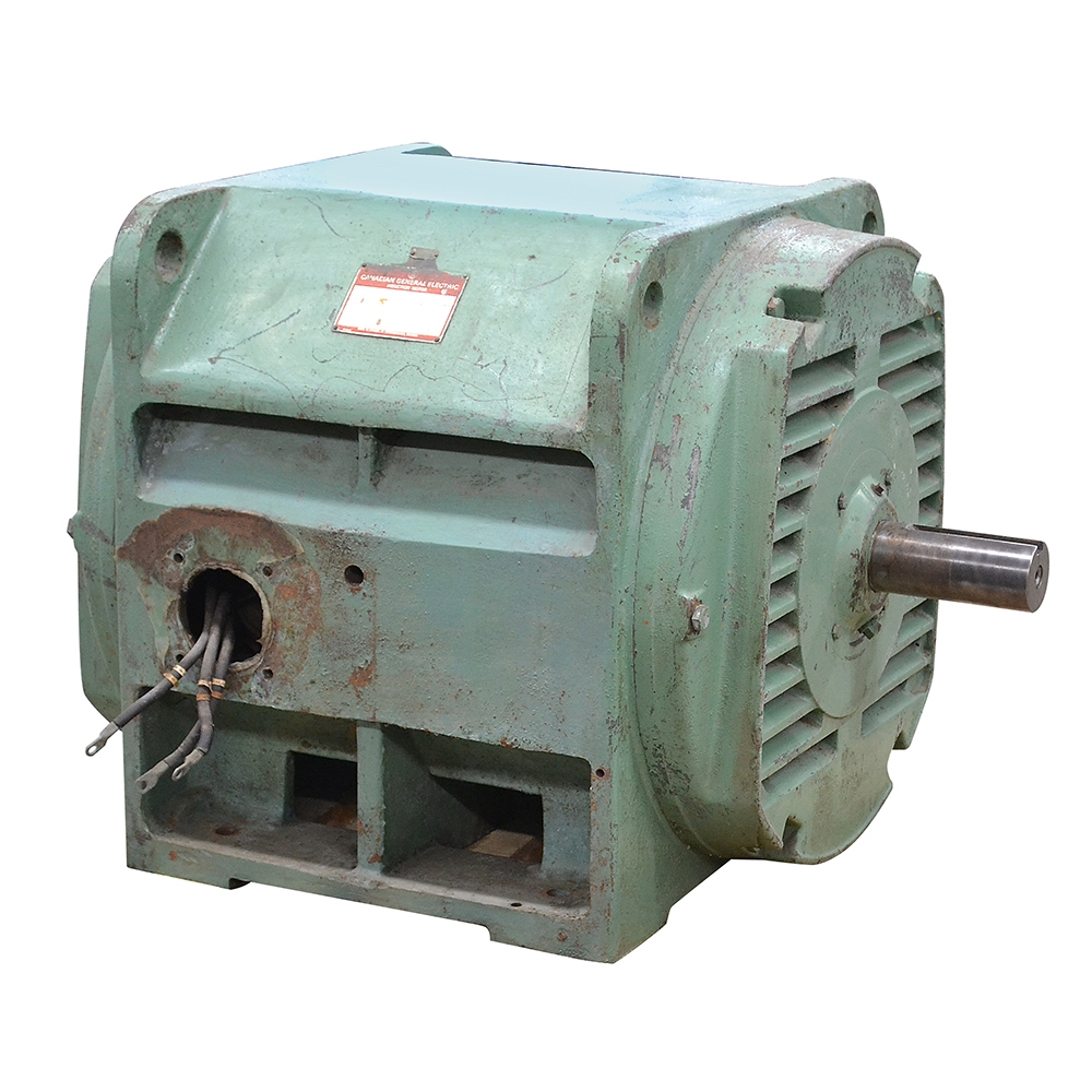 200 hp 880 rpm 575 volt ac 3ph general electric motor 3 for 200 horsepower electric motor