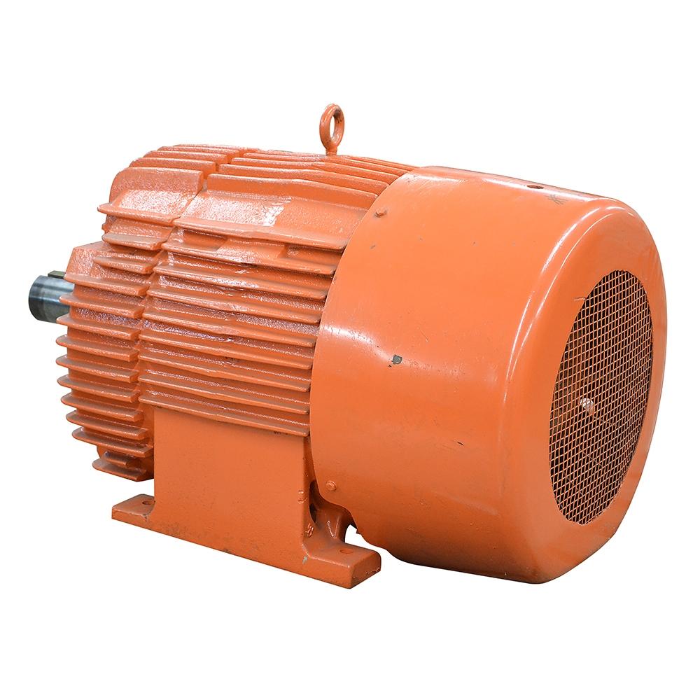 100 Hp 1185 Rpm 575 Volt Ac 3ph General Electric Motor
