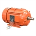 20/10 HP 1745/875 RPM 575 Volt AC 3Ph General Electric Motor