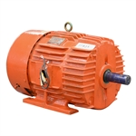 20 HP 1175 RPM 575 Volt AC 3Ph General Electric Motor