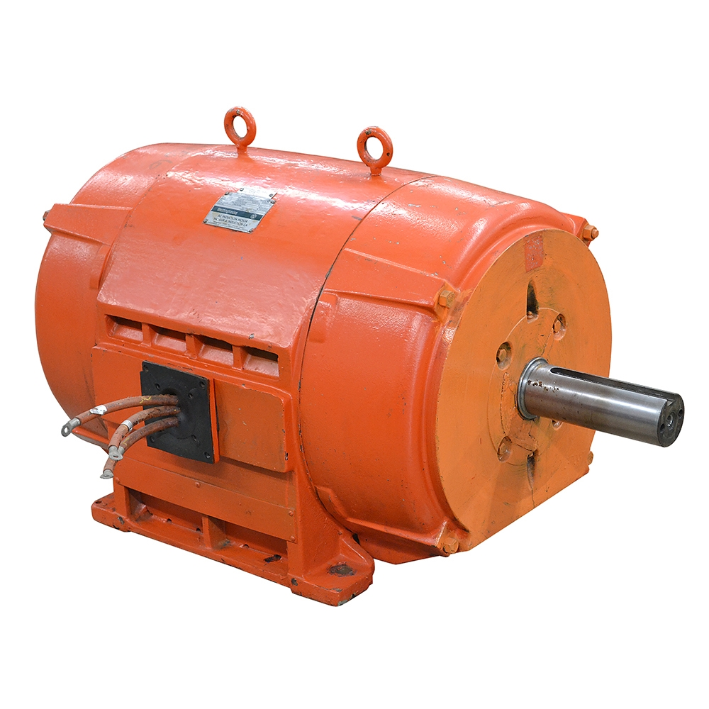 300 Hp 1783 Rpm 2300 Vac 3ph Westinghouse Electric Motor Zoom