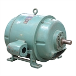 100 HP 1710 RPM 550 Volt AC 3Ph General Electric Motor