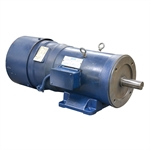 3 HP 1140 RPM 575 VAC LEESON ELECTRIC MOTOR