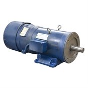 3 HP 1140 RPM 575 Volt AC 3PH Leeson Electric Motor