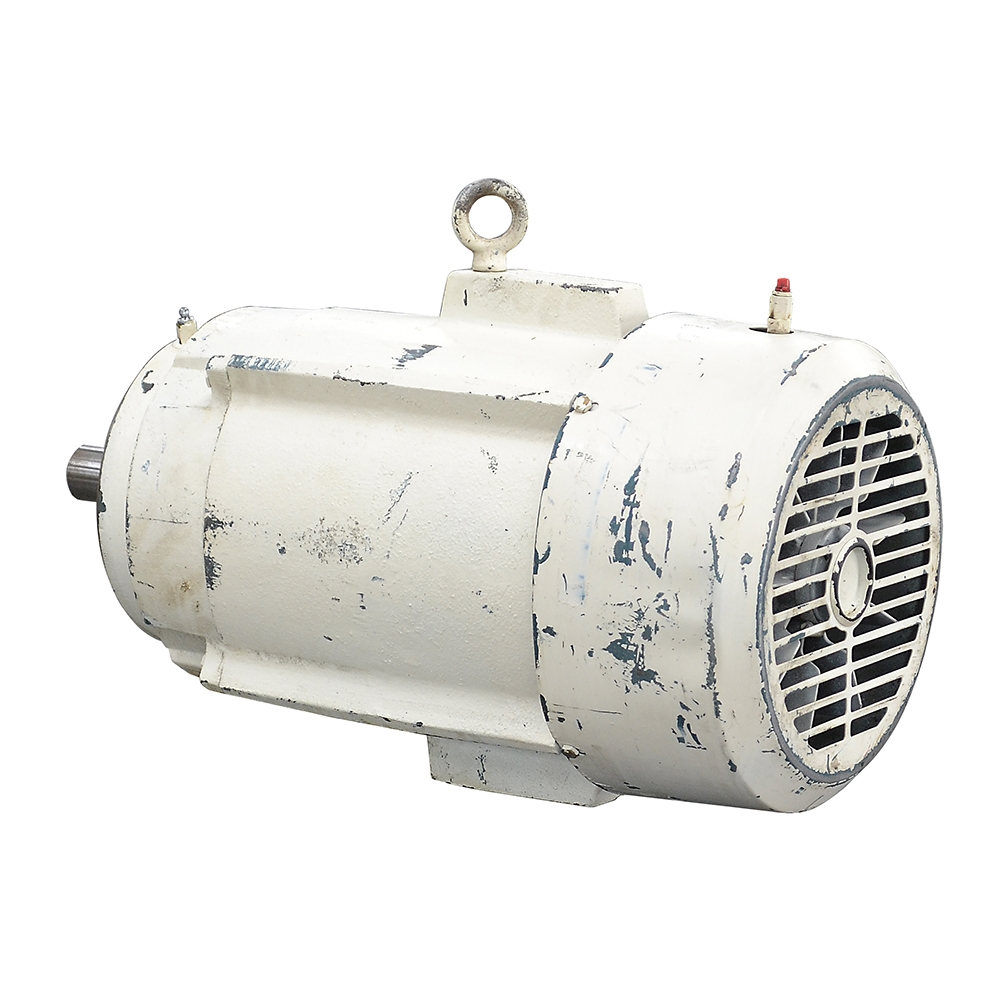 15 Hp 3525 Rpm 230 460 Volt Ac Reliance Electric Motor