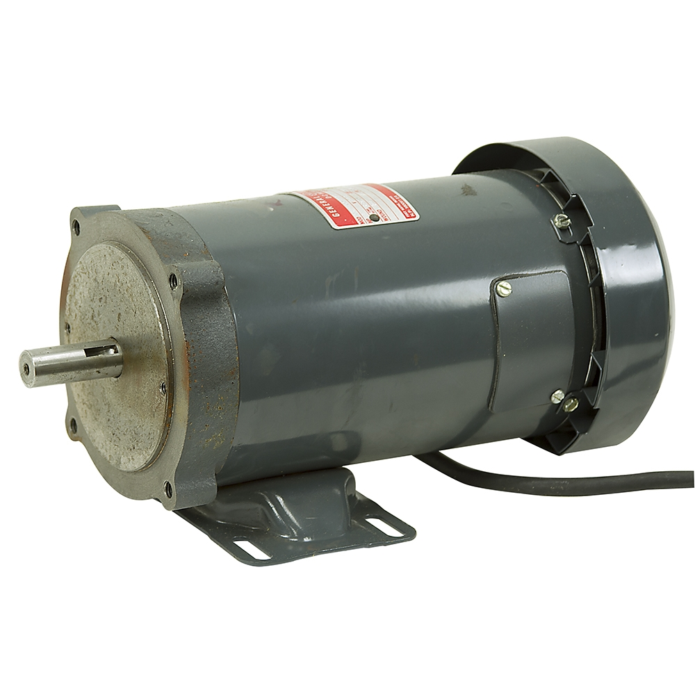 1 hp 3450 rpm 208 vdc general electric motor 5bpb56naa18 for 1000 rpm dc motor