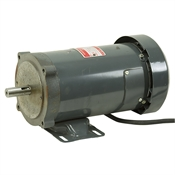1 HP 3450 RPM 208 Volt DC General Electric Motor 5BPB56NAA18