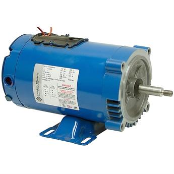 1 Hp 3450 Rpm 115 230 Vac Franklin Pump Motor 4103006445