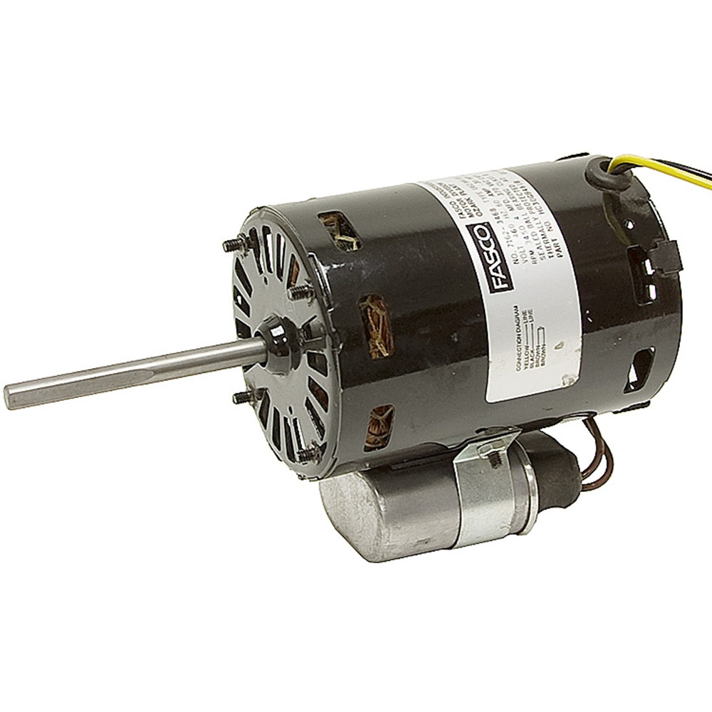 1 16 hp 460 vac 3450rpm motor fan air conditioner