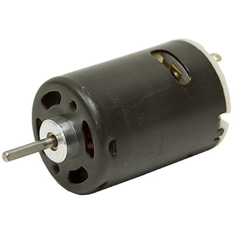 12 Vdc 8500 Rpm Motor W Filter Capacitors Dc Motors Face Mount Dc Motors Electrical Www