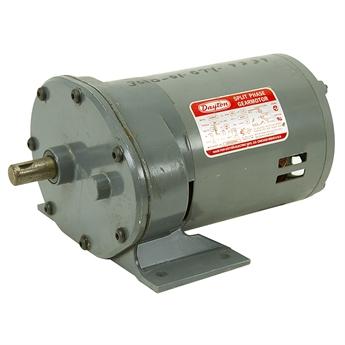 1 4 Hp 120 Rpm 115 Vac Dayton Gearmotor 5k942c V00212ba10