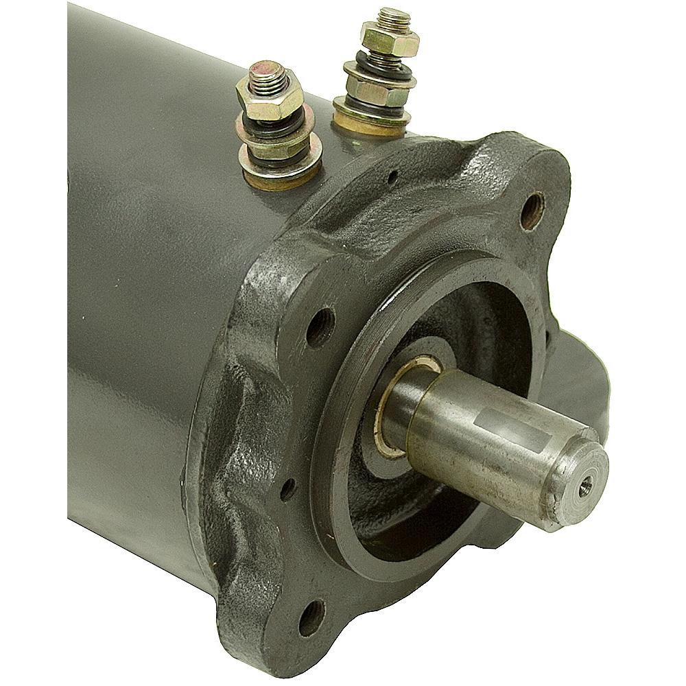 12 Volt Dc 8000 Rpm Winch Motor Buyers Products M3300 Dc Motors Face Mount Dc Motors Electrical Www Surpluscenter Com