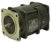 1 HP 5800 RPM 24 Volt DC Motor National Mineral Co DC D770