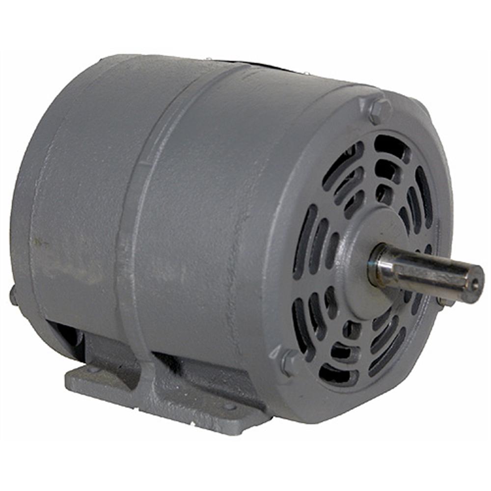 1 5 Hp 3480 Rpm 3ph 230 460 Vac Motor 3 Phase Motors