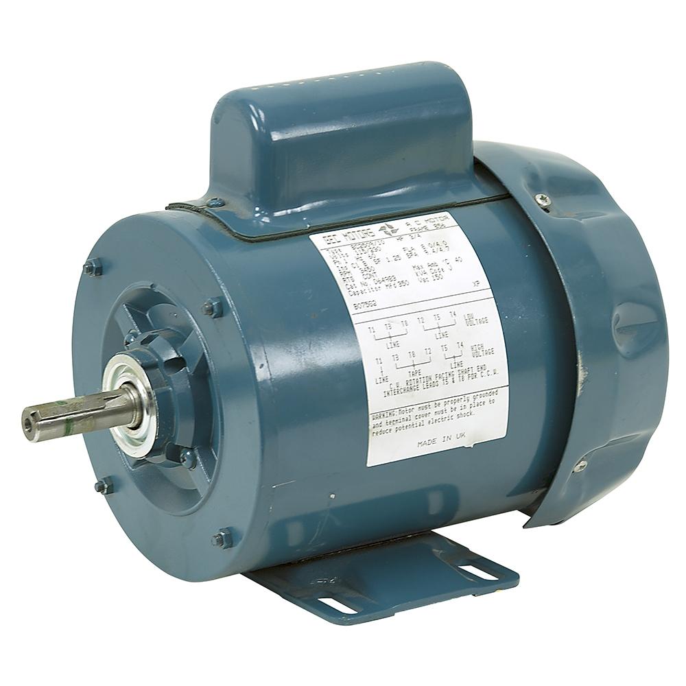 3 4 hp 3450 rpm 115 230 vac motor gec motors 4221104 00g