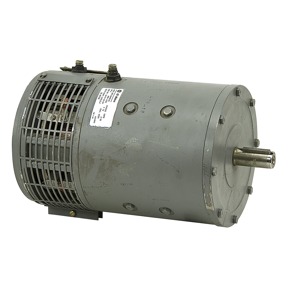 4 Hp 1750 Rpm 72 Vdc Motor General Electric 5bt1344b133