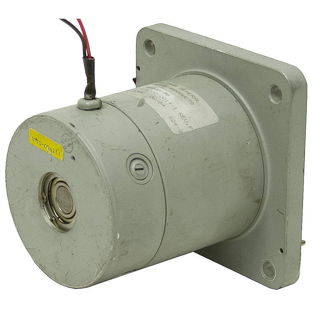 90 Vdc 3100 Rpm Motor Indiana General Motor Products 500