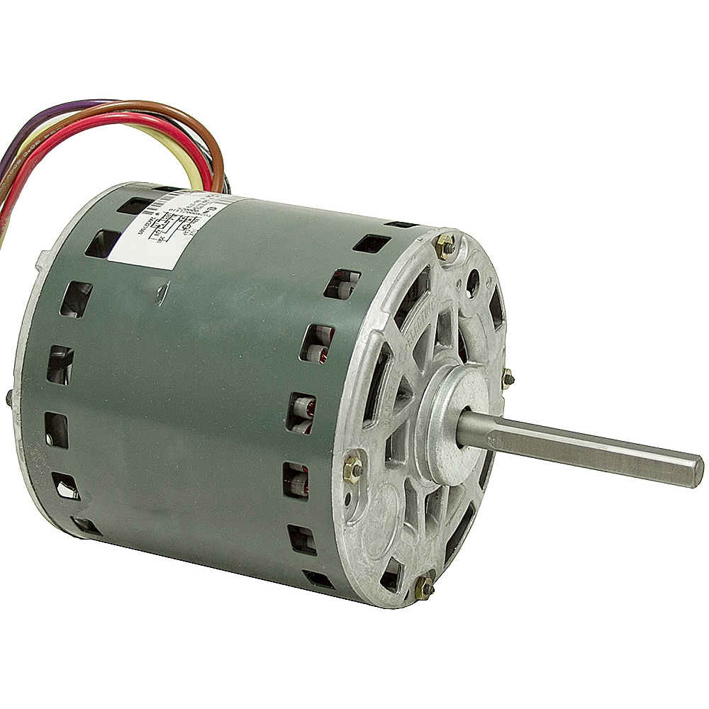1 2 hp 825 rpm 208 230 volt ac general electric motor for Air conditioner motor price
