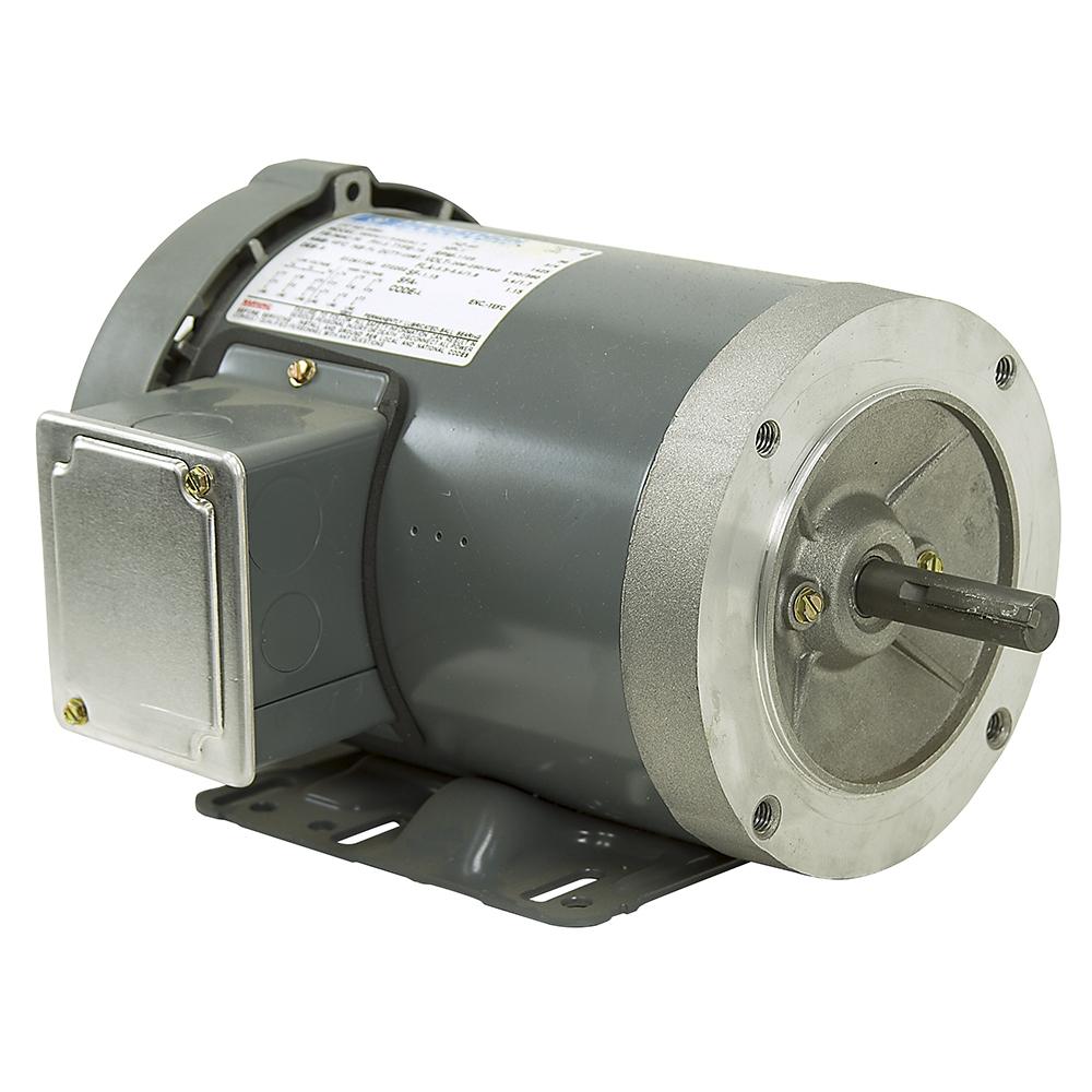 1 hp 1725 rpm 208 230 460 vac 3ph marathon motor for 1 rpm electric motor