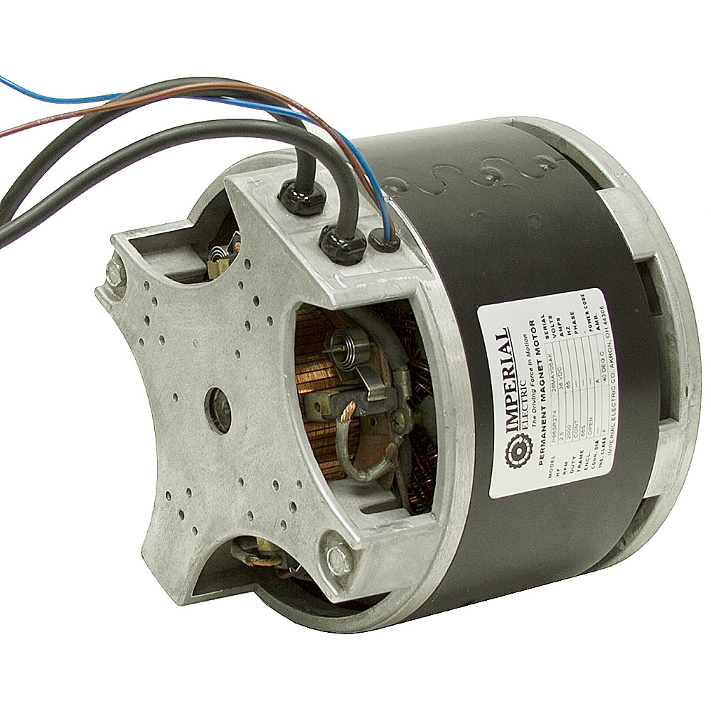 2 5 hp 2000 rpm 36 vdc motor imperial electric p66sr274 for 1000 rpm dc motor