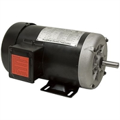 1 HP 1725 RPM 208-230/460 Volt AC 3Ph Motor