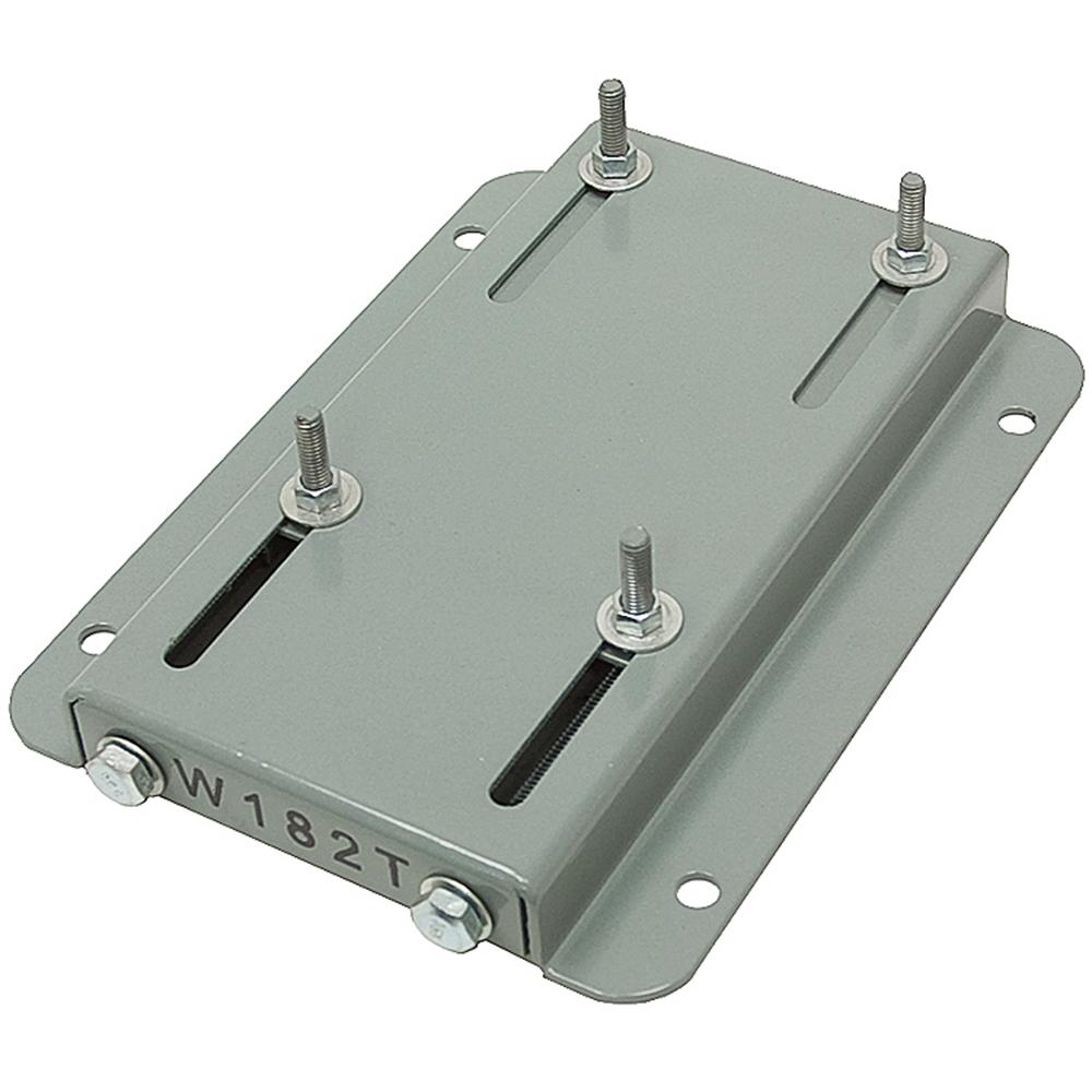 182t frame motor slide base electric motor slide bases for Electric motor cost calculator