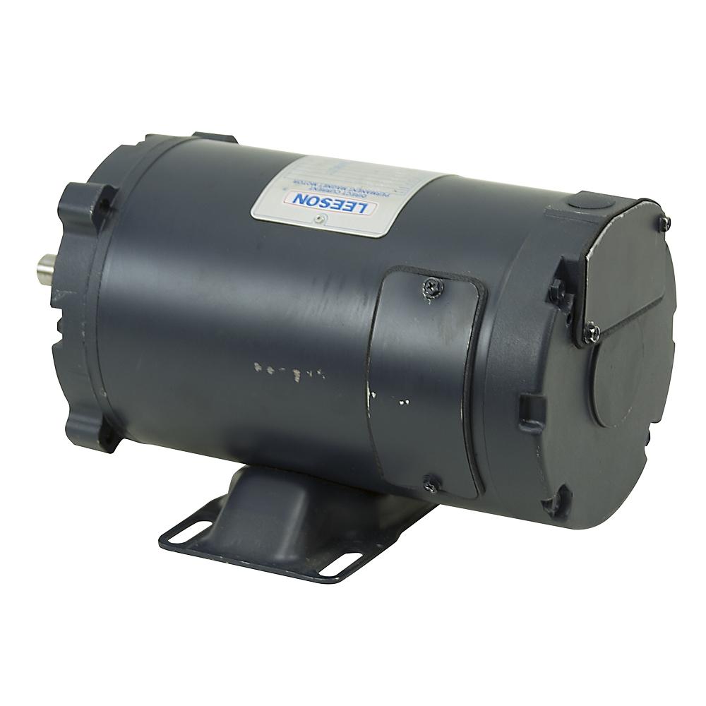 1 2 Hp 1800 Rpm 24 Vdc Motor Leeson C4d17nk10c Dc Motors