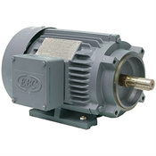 1 HP 1725 RPM 230/460 Volt AC 3Ph Motor