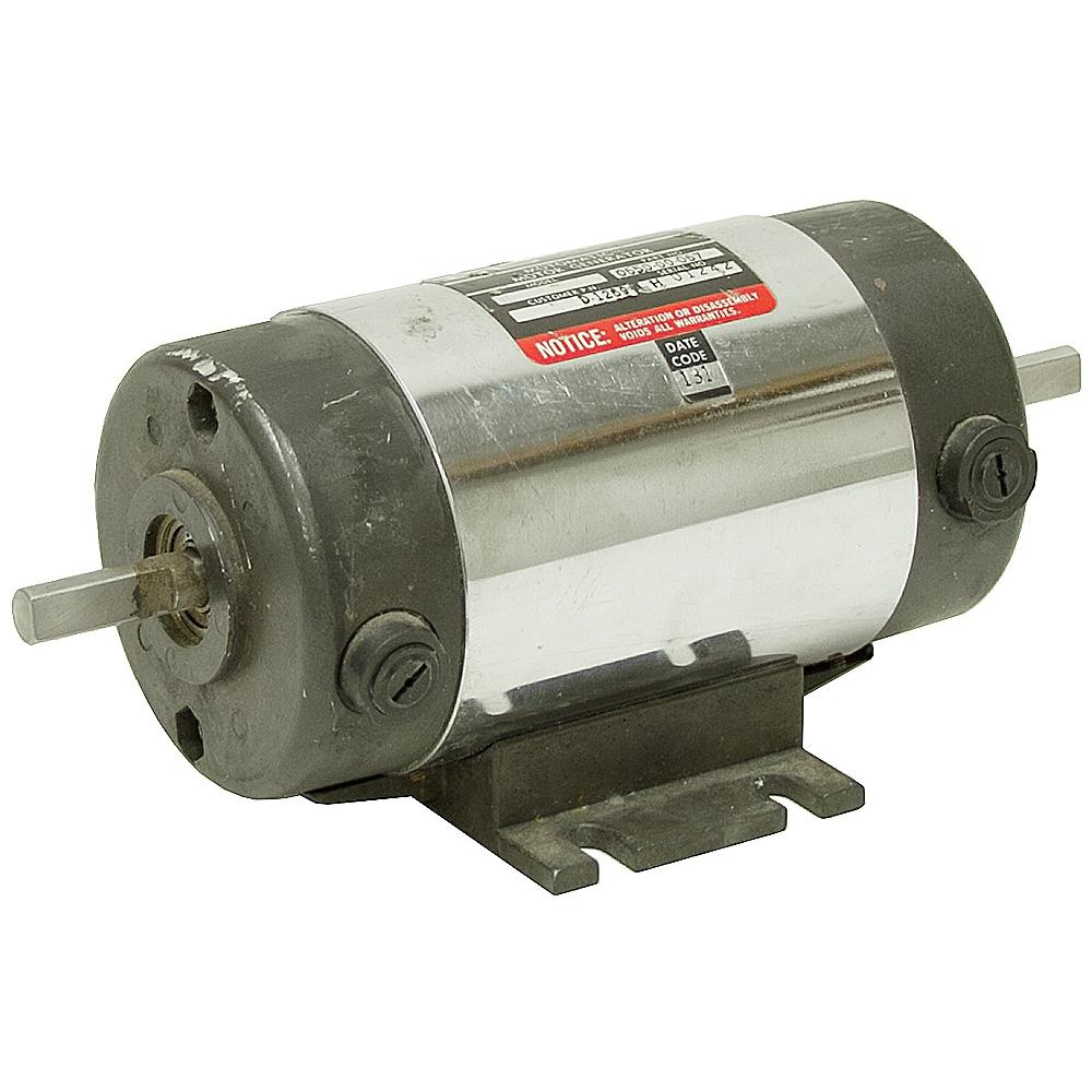 124 watt 84 vdc 2100 rpm electrocraft motormatic motor for Electro craft corporation dc motors