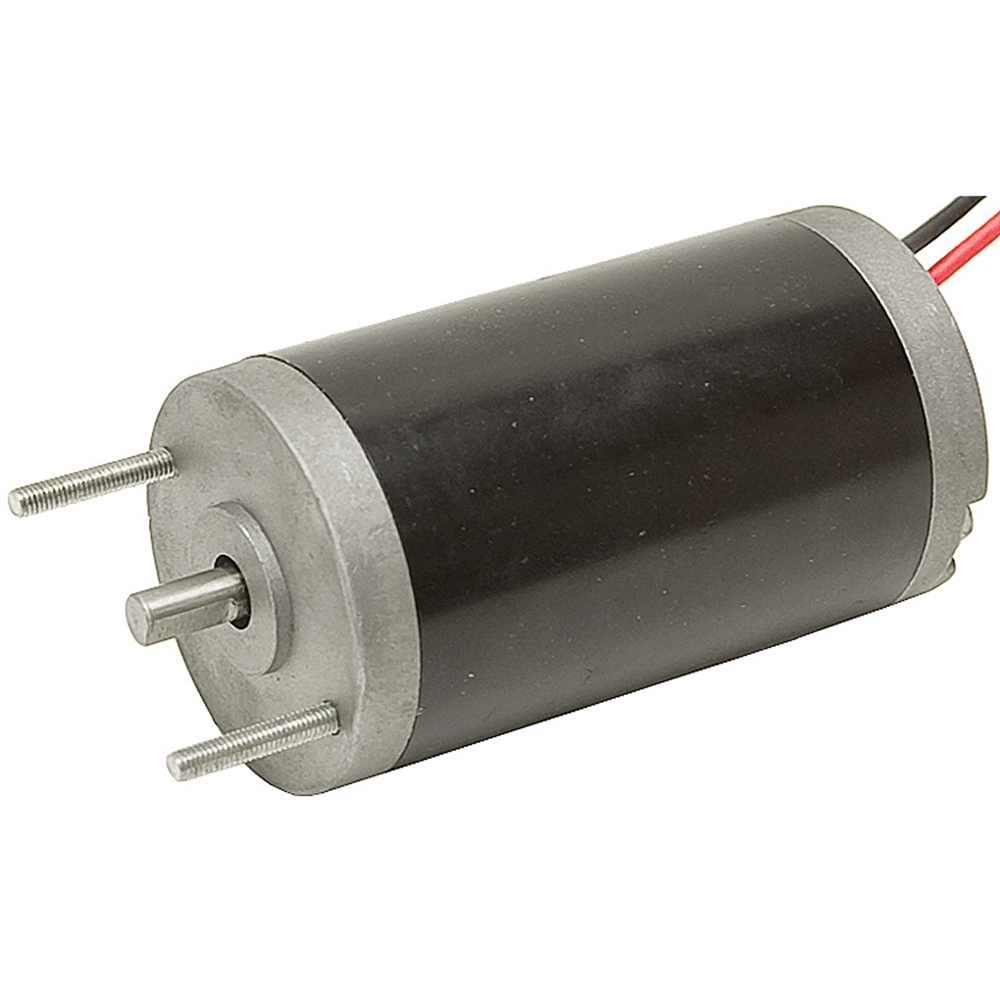 1 11 Hp 12 Vdc 2820 Rpm Pm Motor Dc Motors Face Mount