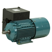 1.5 HP 1730 RPM 115/208-230 Volt AC Brook Compton Motor 2F02351