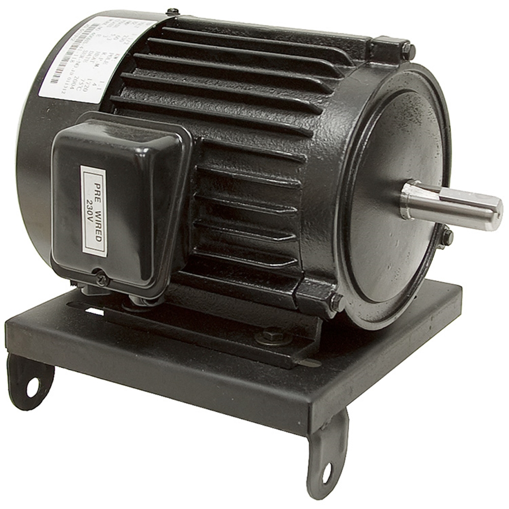 1 5 hp 230 vac 1720 rpm 3ph motor 3 phase motors base for 3 hp single phase electric motor