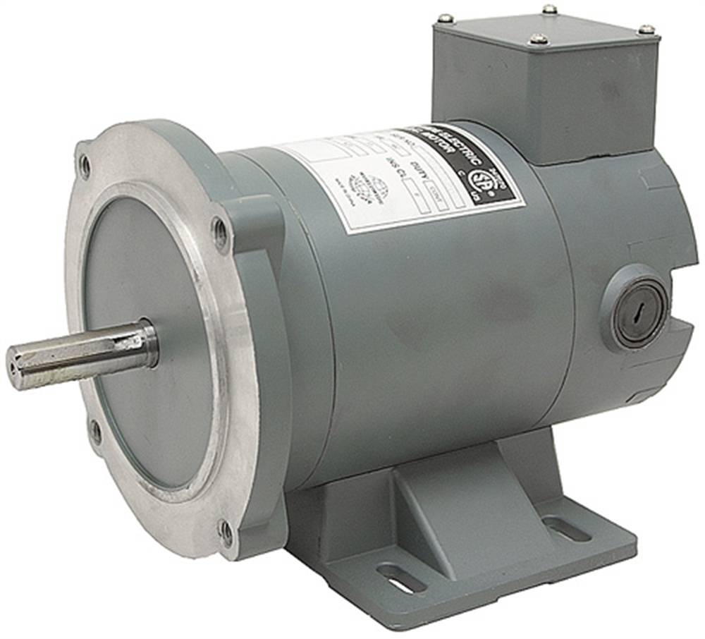 1 3 hp 12 volt dc 1800 rpm motor 56c dc motors base On dc motor 1 hp