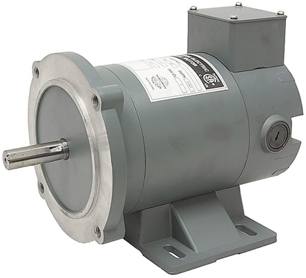 12 Volt Motor >> 1 2 Hp 12 Volt Dc 1800 Rpm Motor 56c